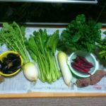 片山さんから野菜